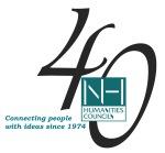 NHHC40thAnniversaryLogoBlack